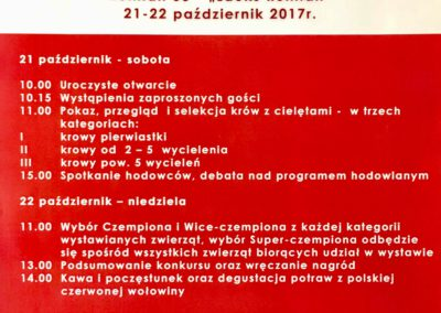Plakat Rumian 2017